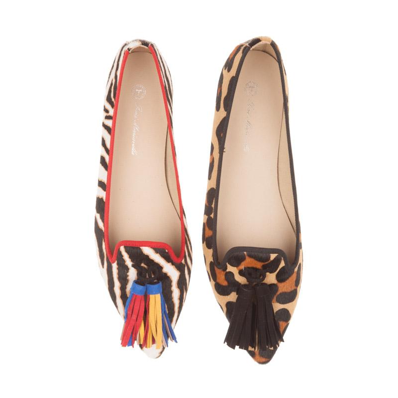 Bailarinas leopardo | Toñi Mediavilla