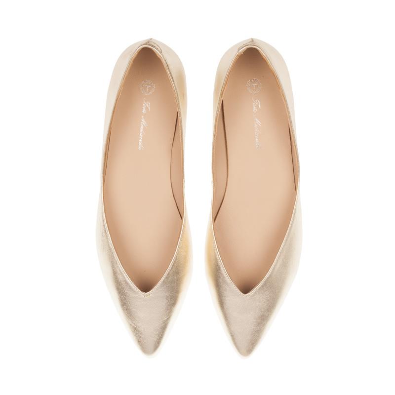 Bailarinas de piel doradas | Toñi Mediavilla