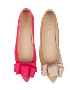 Bailarinas color rosa | Toñi Mediavilla
