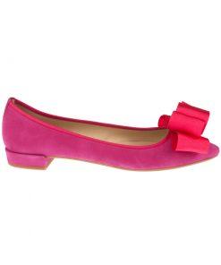 Bailarinas rosa fucsia | Toñi Mediavilla