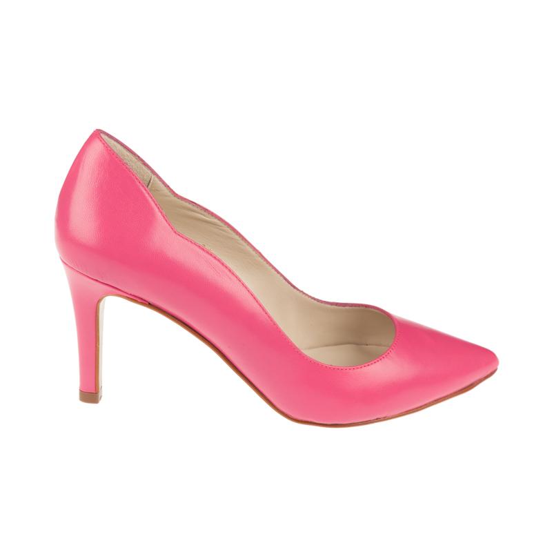 Stilettos Leonor rosa | Toñi Mediavilla