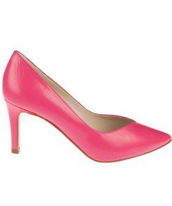 Stilettos altos rosa fucsia | Toñi Mediavilla
