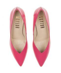 Stilettos rosa fucsia | Toñi Mediavilla