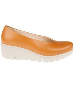 Zapatos planos color camel | Toñi Mediavilla