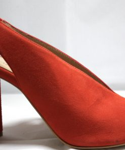 Sandalia Gloria Escalzia rojo