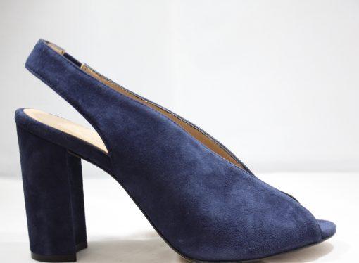 Sandalia Gloria Escalzia azul
