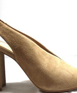 Sandalia Gloria Escalzia camel 3